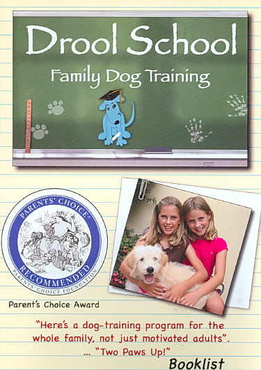 DROOL SCHOOL:FAMILY DOG TRAINING BY ROBINSON,AMY (DVD)